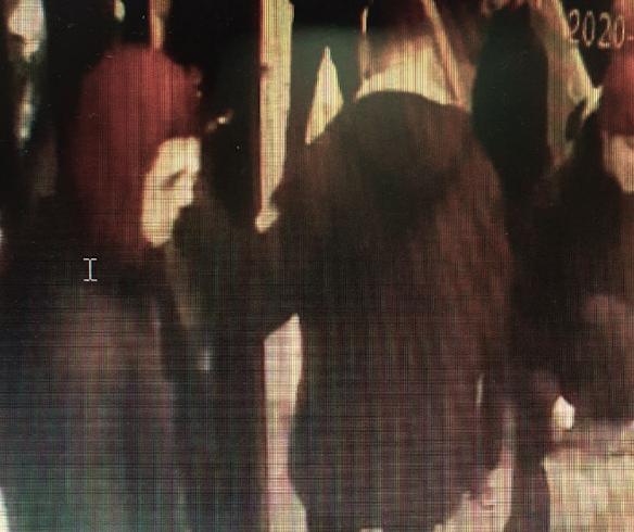 Полиция ищет 25 человек, которые утроили на проспекте Бакунина огненный перфоманс