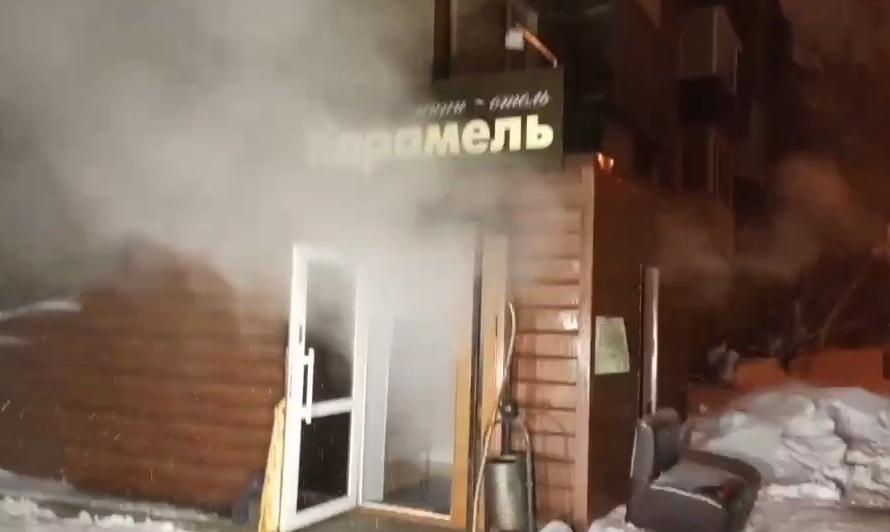 В отеле погибли люди из-за прорыва горячей воды в Перми