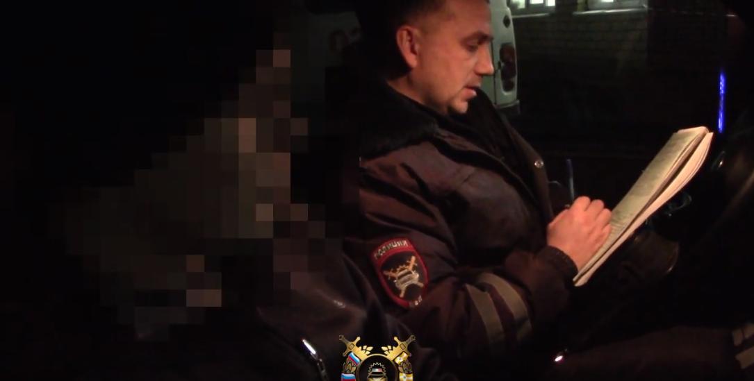 180 штрафов накопил пьяный лихач на Ставрополье