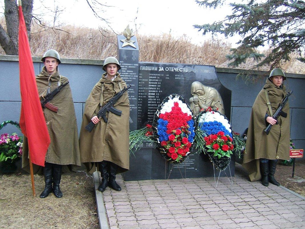 Ветераны Афганистана встретились в музее «Крепость» Кисловодска
