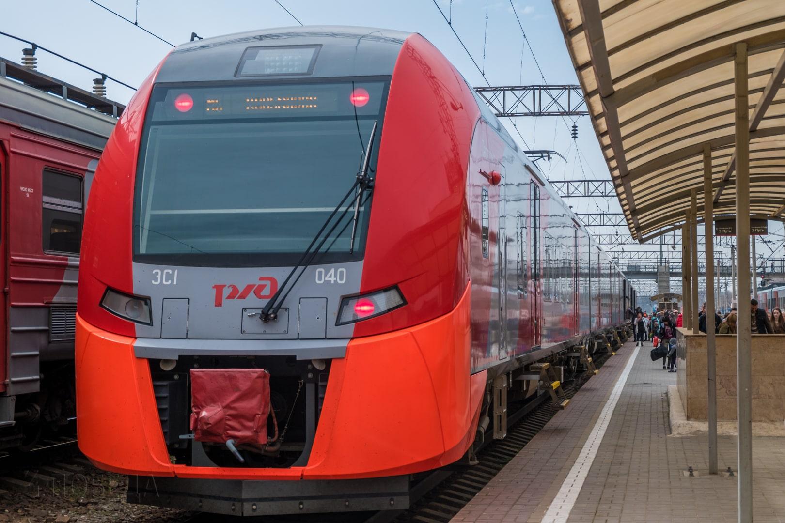 Дополнительные «Ласточки» будут курсировать между Кисловодском и Ростовом в начале марта
