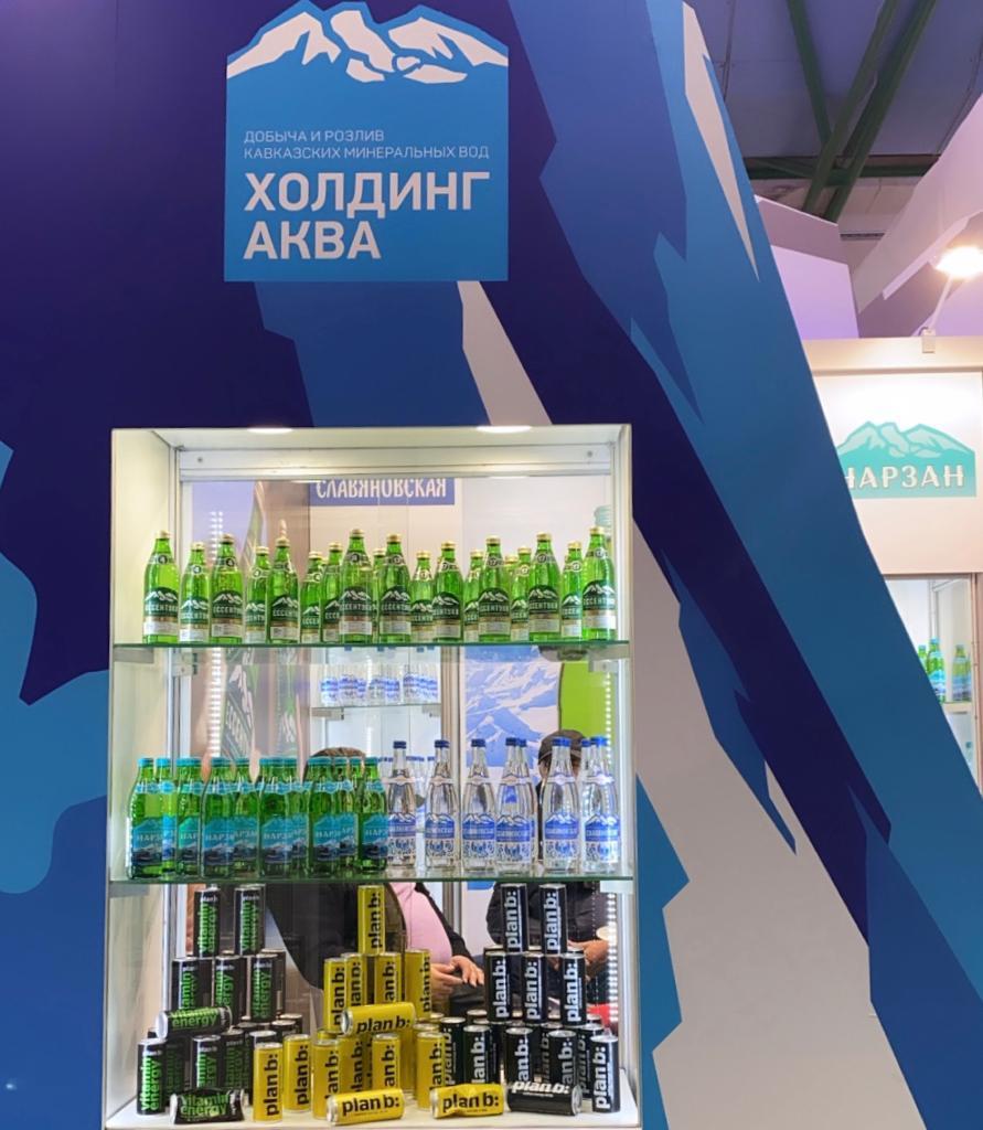 Лучшей в России признали эксперты ставропольскую минералку
