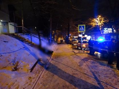 Во время пьяной потасовки зарезали мужчину в центре Кисловодска