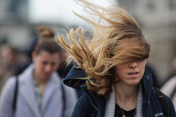 Экстренное предупреждение –  сильный ветер и мокрый снег на Ставрополье