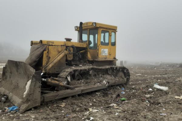Ситуация с мусорным полигоном в Черкесске остаётся сложной