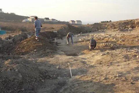 Предметы древности обнаружены во время реконструкции трассы под Кисловодском