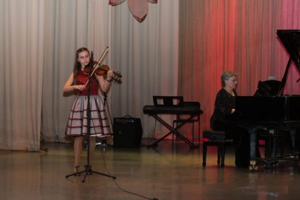 Скрипачка из Невинномысска стала лауреатом Международного конкурса