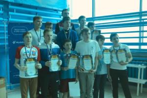 Пловцы из Пятигорска успешно выступили на краевых соревнованиях