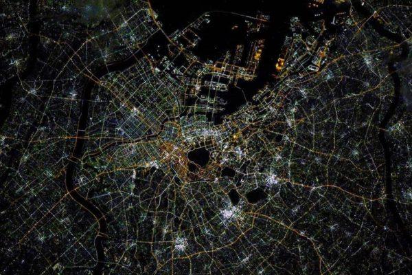 Космонавт из Невинномысска сфотографировал ночной Токио с борта МКС