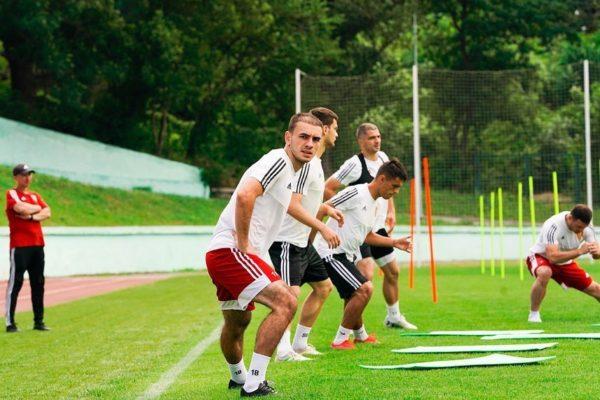 Футбольный клуб «Алания» проводит сборы в Железноводске