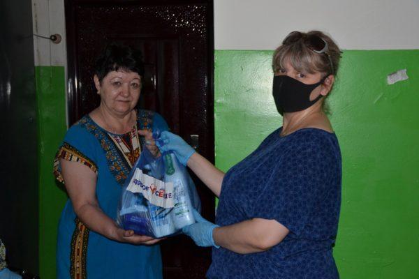 Более 32 тысяч бесплатных наборов с молочными продуктами передано жителям Ставрополья