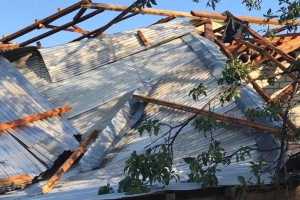 На Ставрополье ликвидируют последствия урагана