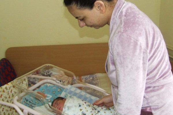 В роддоме МинВод родилось сразу пятеро двойняшек