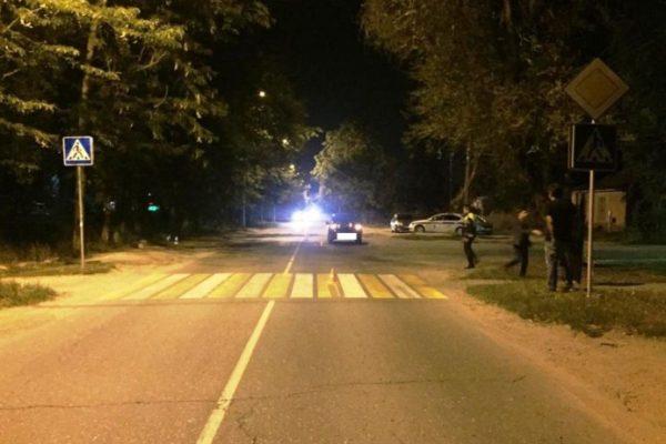 В Пятигорске отечественная легковушка сбила насмерть женщину