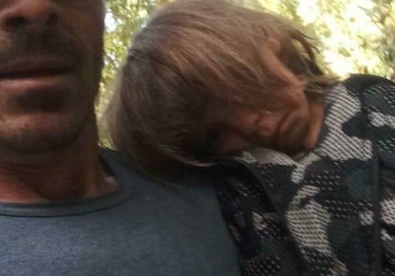 На Ставрополье нашли пропавшую трехлетнюю малышку
