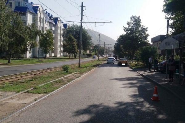 В Пятигорске «Лада» сбила 13-летнего нарушителя
