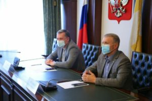 Ситуацию с тестированием на «ковид» обсудили на совещании в Пятигорске
