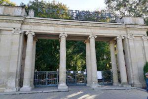За средства курсбора отремонтируют северную часть лечебного парка Ессентуков