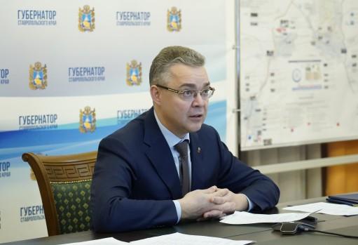 Работать без сбоев поручил медикам Губернатор Ставрополья