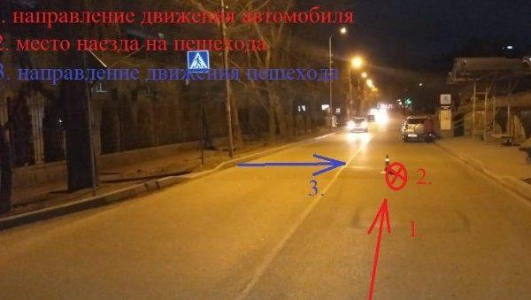 В Кисловодске разыскиваются свидетели аварии с пострадавшим