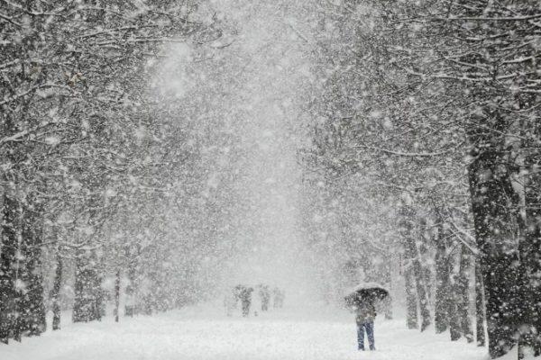 В Ставропольском крае ожидается сильнейший снегопад