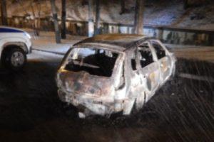Житель Кисловодска «снял стресс» путем уничтожения чужой машины