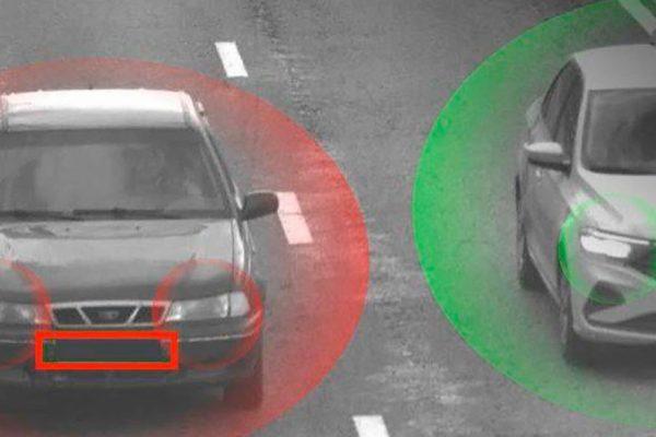 В Москве заработала первая камера, которая умеет фиксировать езду автомобилей без включенных фар